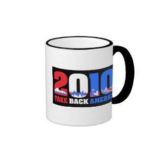 Take Back America 2010 Coffee Mugs