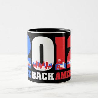 Take Back America 2012 Mugs