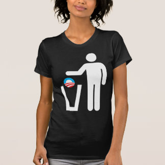 Take Back America! Dump Obama T-Shirt
