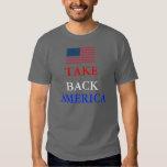 TAKE BACK AMERICA TSHIRT