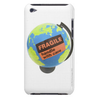 Take care of the environment iPod touch cases