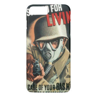 Take Care of Your Gas Mask iPhone 8 Plus/7 Plus Case