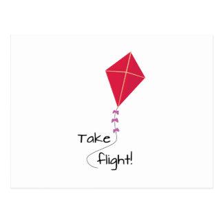 Take Flight! Postcard