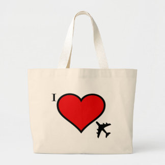 Take It Along Large Tote Bag