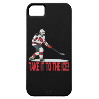 Take It To The Ice iPhone 5 Cases