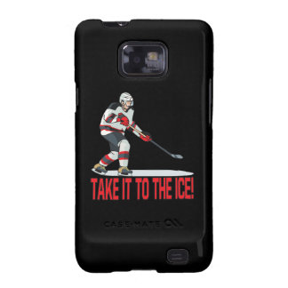 Take It To The Ice Samsung Galaxy S2 Covers
