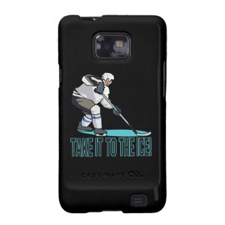 Take It To The Ice Samsung Galaxy SII Cover