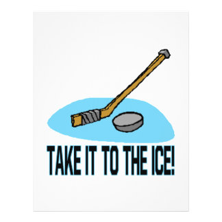 Take It To The Ice Flyers