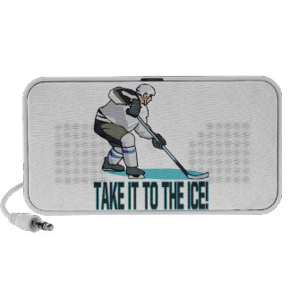 Take It To The Ice Speakers