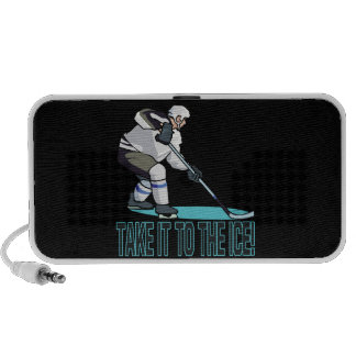 Take It To The Ice PC Speakers