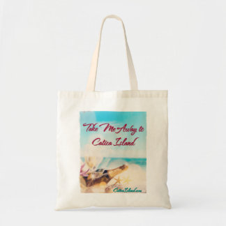 Take Me Away to Catica Island Tote