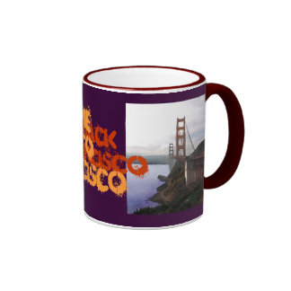 Take Me Backto San Francisco Mug