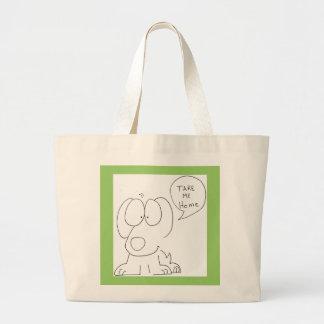 Take me Home Jumbo Tote Bag