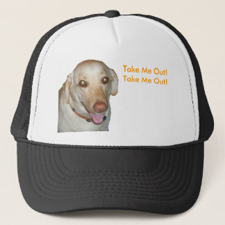 Take Me Out! Take Me Out! Hat