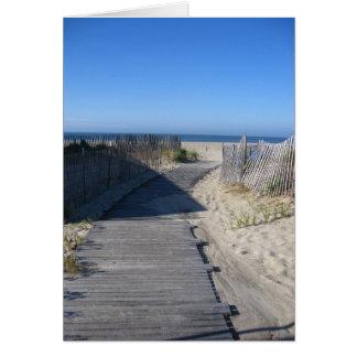 Take Me to the Beach! Greeting Card