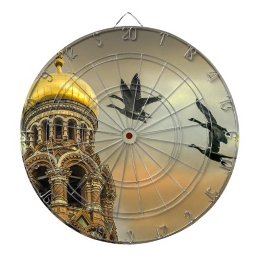 Take me to the Golden Domes Dart Boards
