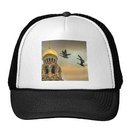 Take me to the Golden Domes Mesh Hat