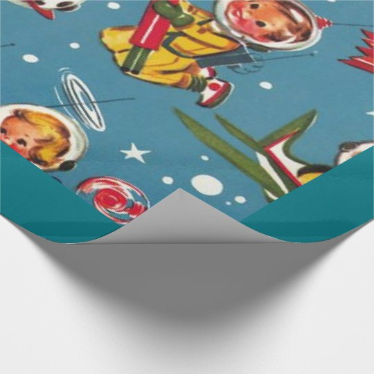 Take Me to The Moon Wrapping Paper