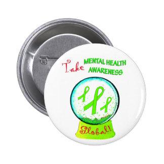 """Take Mental Health Awareness Global"" buttons"