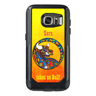 Take no Bull Samsung Galaxy S7 Case