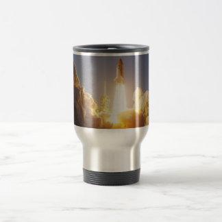 Take Off Stainless Steel Travel Mug