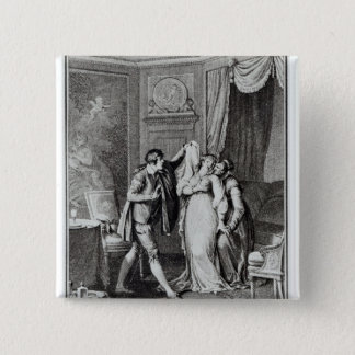 'Take off that veil', from Chapter 7 of 15 Cm Square Badge