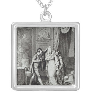 'Take off that veil', from Chapter 7 of Silver Plated Necklace