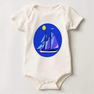 Take the Boat Out Baby Bodysuit