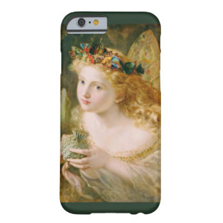 Take the Fair Face of Woman Vintage Fine Art Barely There iPhone 6 Case