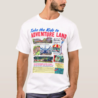 Take the Kids to Adventureland T-Shirt