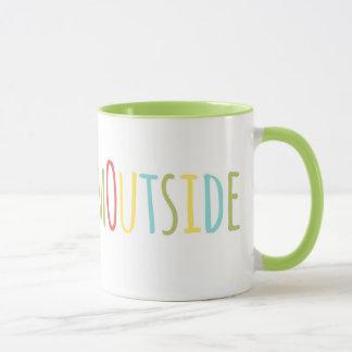 Take Them Outside Mug