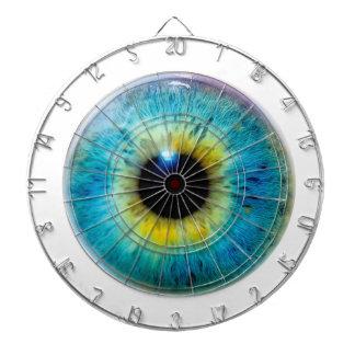 Take your eye out - the eyeball dartboard