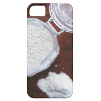 Take your Life with a Pinch of Flour Barely There iPhone 5 Case