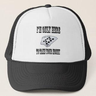 Take Your Money Trucker Hat