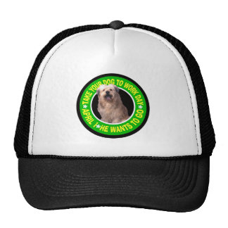 TAKE YOUR NEARDIE TO WORK DAY TRUCKER HAT