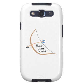 Take Your Shot Galaxy SIII Covers