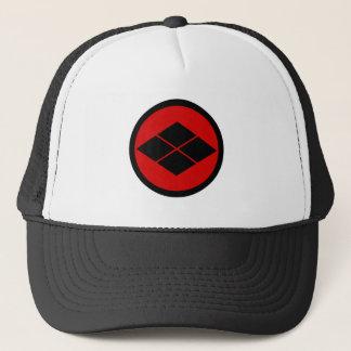 Takeda kamon Japanese samurai clan Trucker Hat