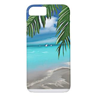 Takemeaway Beach iPhone 7 Case