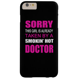 Taken By A Doctor Barely There iPhone 6 Plus Case
