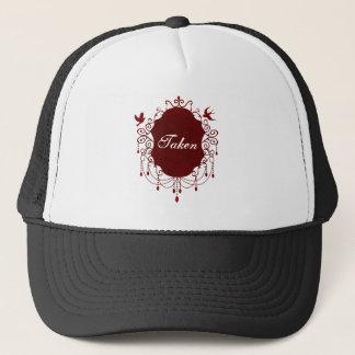 Taken Cute Gothic Valentines day hat