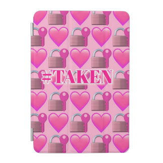 Taken Emoji (Pink) iPad mini Smart Cover iPad Mini Cover