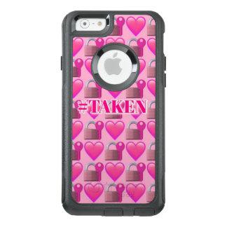 Taken Emoji (Pink) iPhone 6/6s Otterbox Case