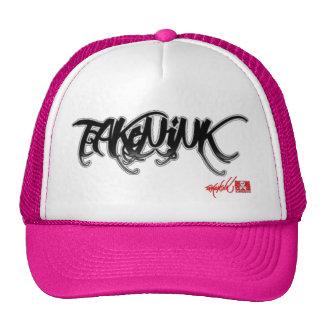TAKENINK GRAFFITI trucker cap