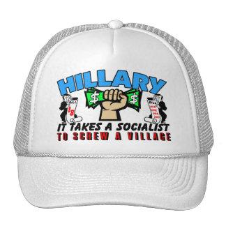 Takes a Socialist! Trucker Hat