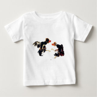 Takeuchi 栖 鳳 gamecock fighting chicken chicken chi shirts