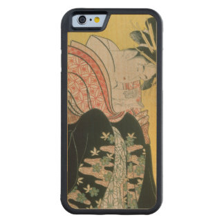 Takigawa from the Tea-House, Ogi Carved Maple iPhone 6 Bumper Case