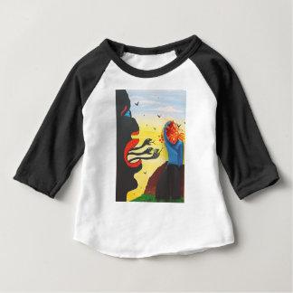Taking a stance against falsehoods baby T-Shirt