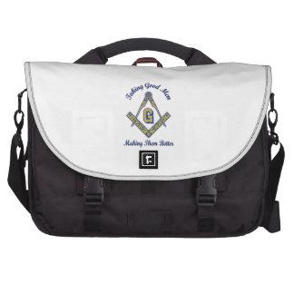 Taking Good Men Laptop Shoulder Bag