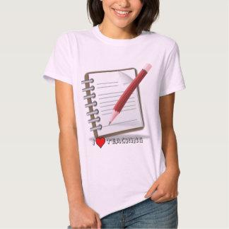 Taking Notes T Shirt