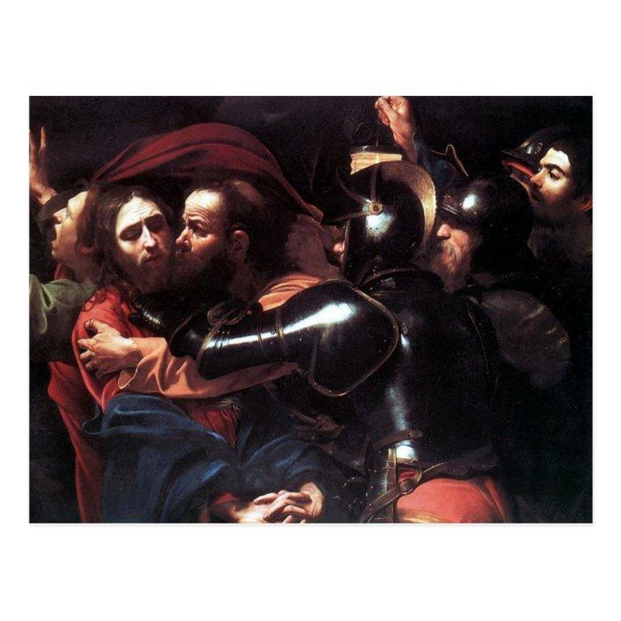 Taking of Christ Postcard